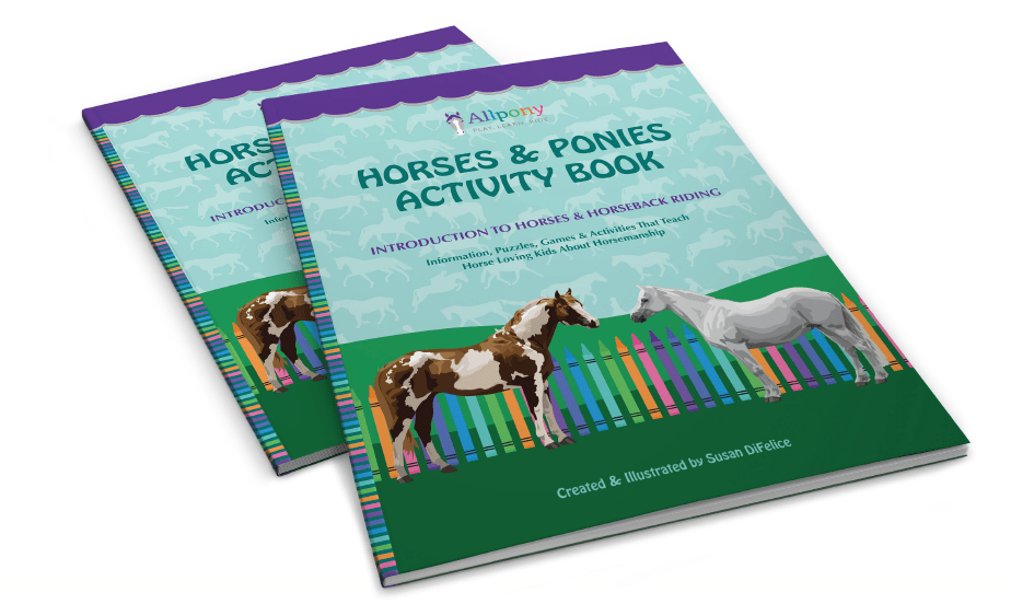 Wisdom House Books Announces Launch of the Allpony: Horses & Ponies Activity Book