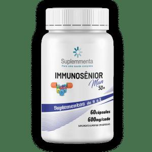 immunosênior man 50+ suplemmenta