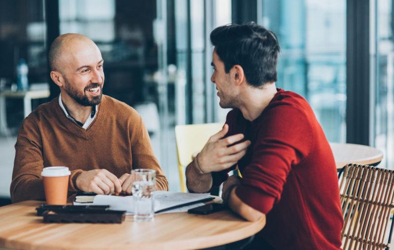 4 Steps to Socially Connect With Anyone | All Pro Dad