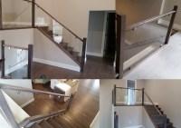 Interior Glass Railings - All Pro Glass Grande Prairie