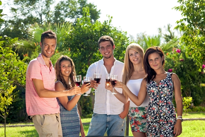 Wine Tour Limo All Pro Limousine