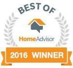 AllPro Painters Earns 2016 Best of HomeAdvisor Award