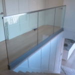 Derry Glass glass balcony home improvements ireland self build modern interior design glass stairs ireland