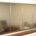 security glass Glass viewing penels and reception desk enclosures in ireland