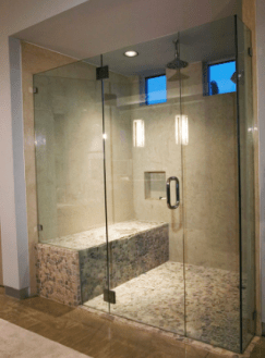 Custom made to measure Bathroom Glass and Mirrors in Derry City and Northern Ireland