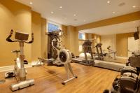 Gym mirrors - All Purpose Glazing