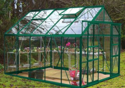 Green house & horticultural glass in derry city and Northern ireland