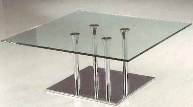 UV Bonding-Glass furniture in northern ireland