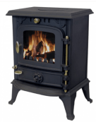 stove glass Replacement broken Flat glass for coal and wood burning stoves in Northern Ireland