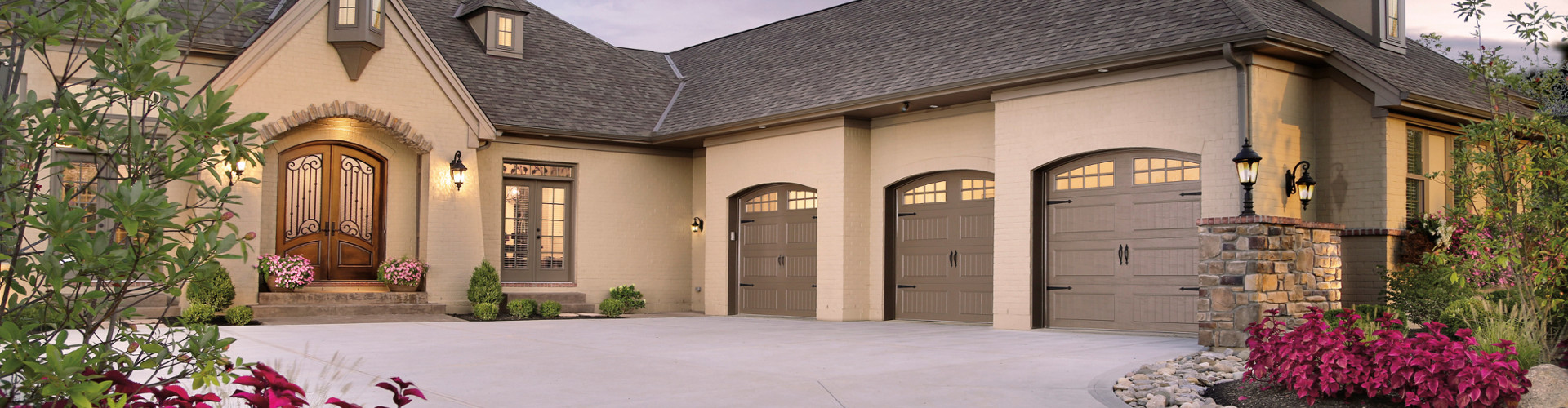 Custom Garage Doors in Salt Lake City