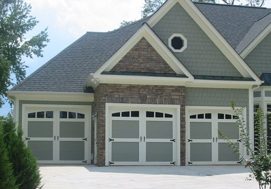 When It Comes To Garage ...