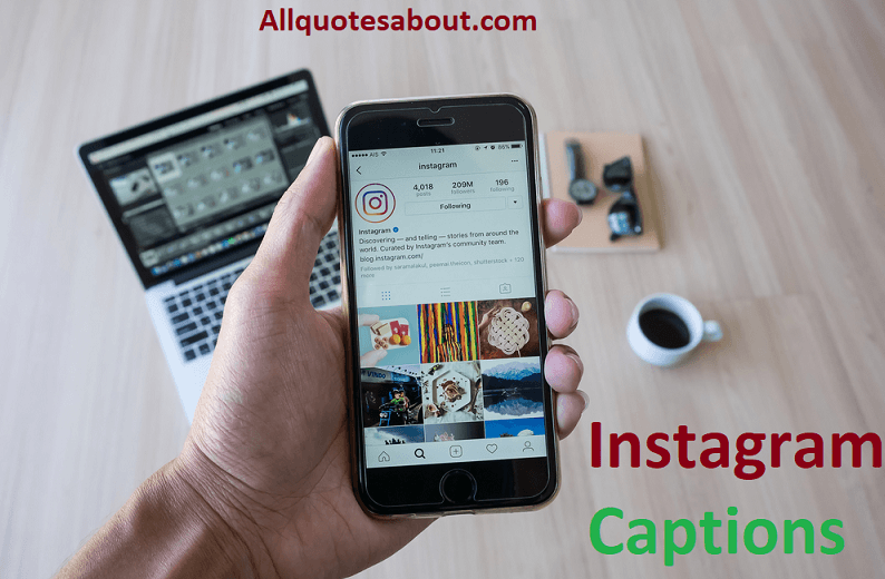 2000 Best Instagram Captions And Selfie Quotes For Your Photos