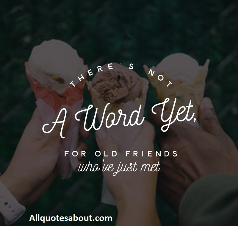 Deep Friendship Quotes