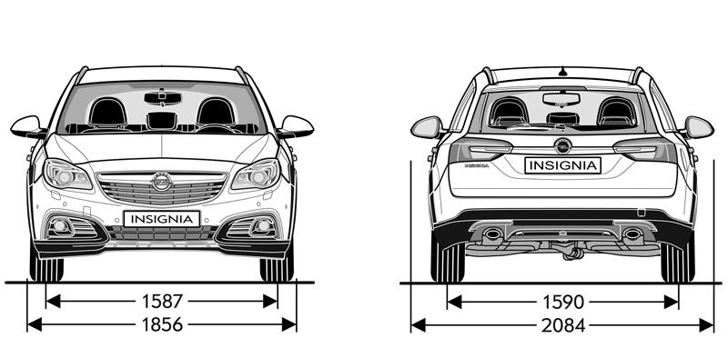 ALLRAD-MAGAZIN Fahrbericht: Opel Insignia Country Tourer 2