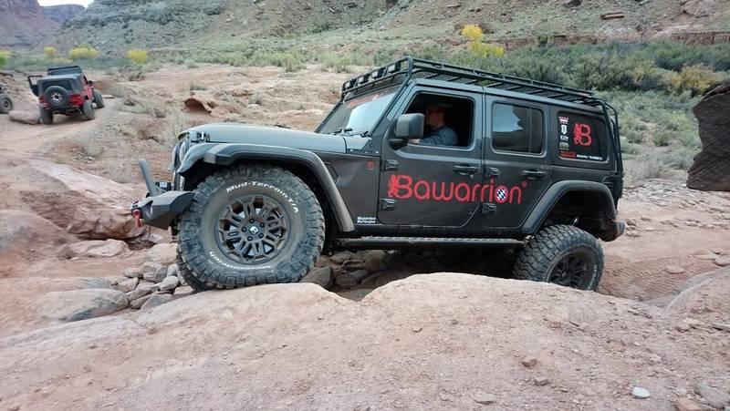 gobi dachtrager fur jeep wrangler jk