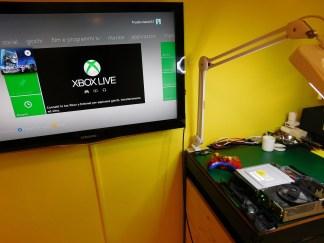 Xbox SLim Riparata