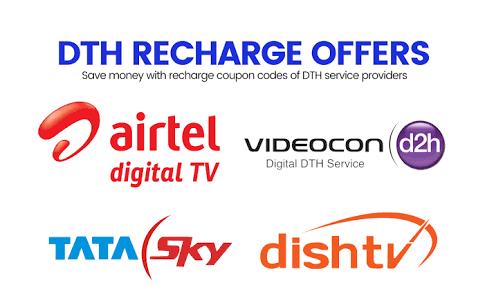 freecharge dish tv coupons