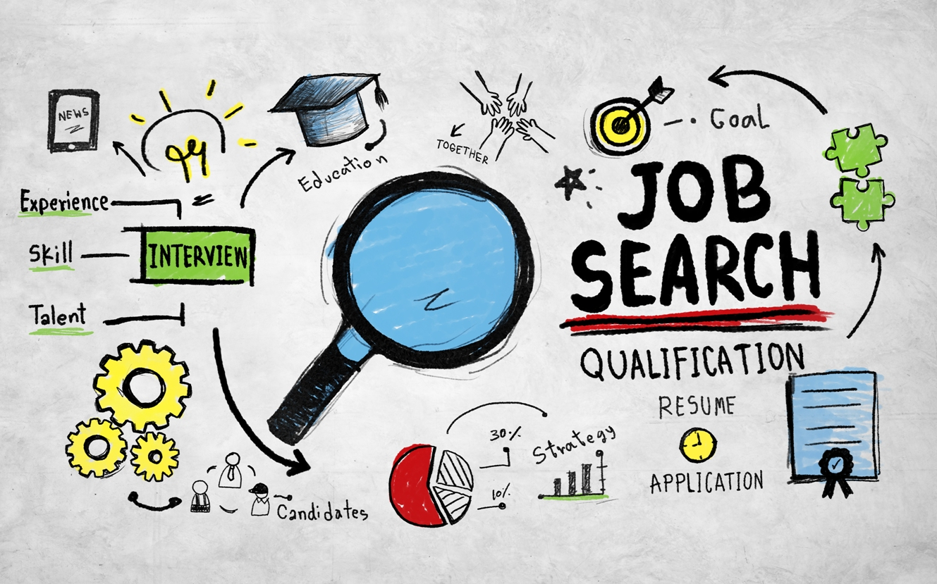 HOME TRUTHS ABOUT JOB HUNTING  All Resume Services  Logo