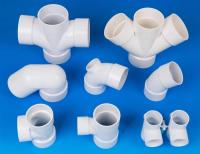 PVC Pipe Fittings and Connectors