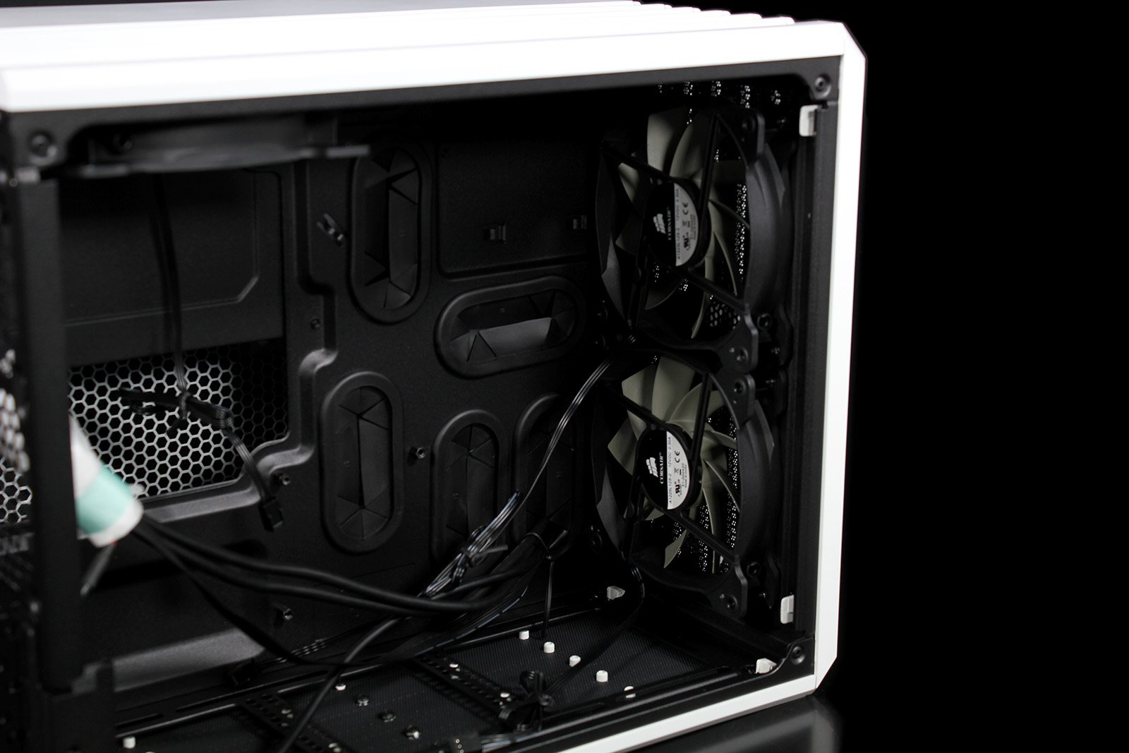 Test Corsair Carbide Series Air 240 Cube Gehause