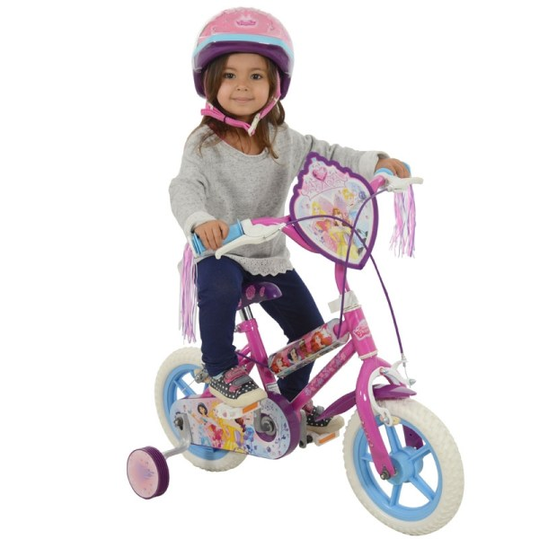 Disney Princess 12 Bike Fun