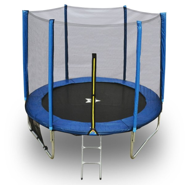 Evostar Ii 10ft Trampoline And Enclosure Fun