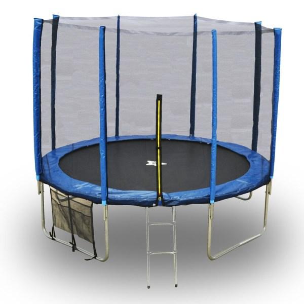Evostar Ii 12ft Trampoline And Enclosure Fun