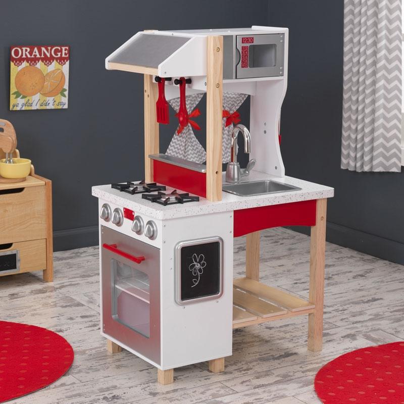 Kidkraft Modern Island Kitchen 53330