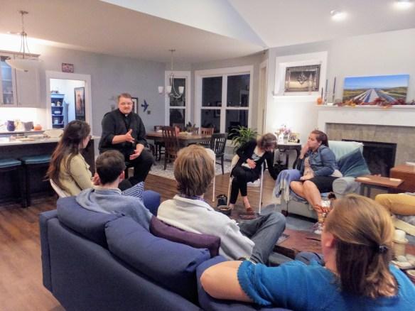 Fr. Peter Jon Gillquist shares his faith journey
