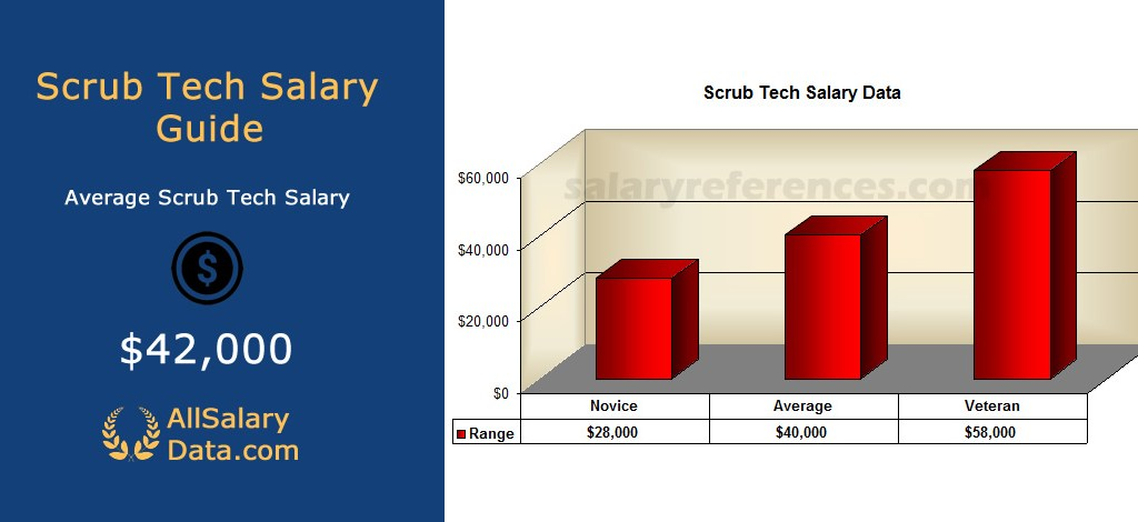 Guide to Scrub Tech Salary