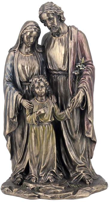 Holy Family Statue STU Home AAWU76164A4