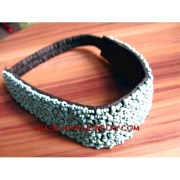 bead forehead - bali headbands
