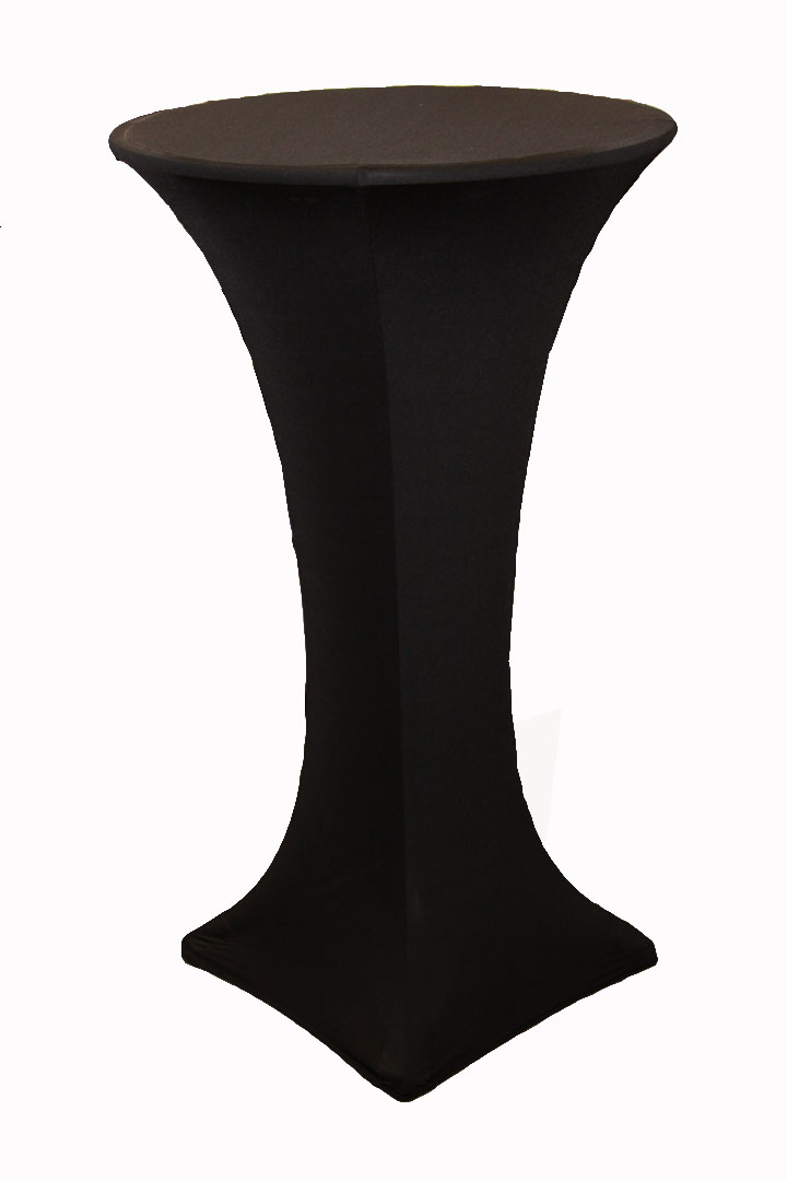 ivory spandex chair covers for sale transport wheel black cocktail tablecloth