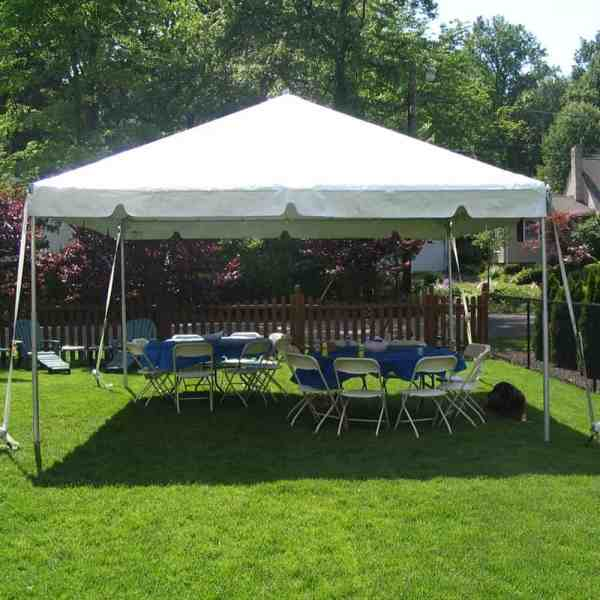 Canopy - 20'x20' Frame Type Seasons Rent