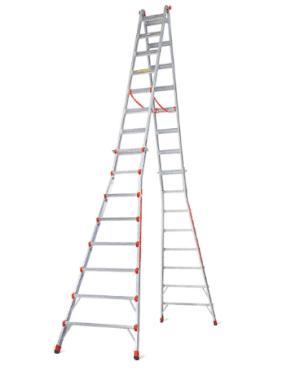 ladder step a frame
