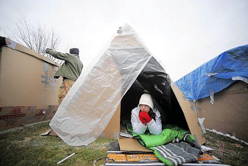 Warm Shelter