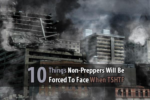 Non-Preppers