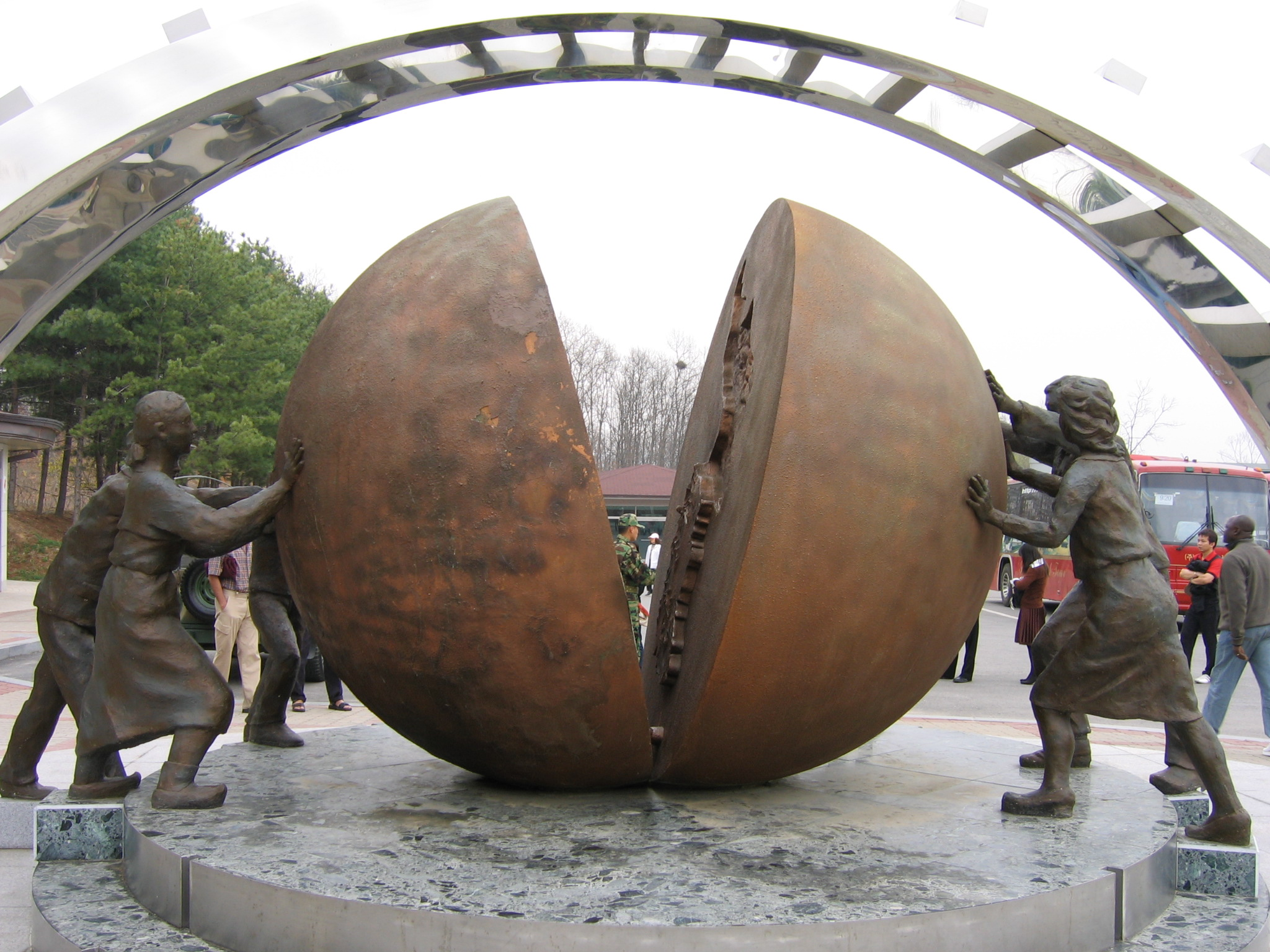 Experience The Unforgettable Dmz And Jsa Tour