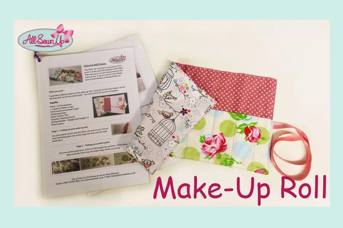 Sewn Knitting Bag Pattern