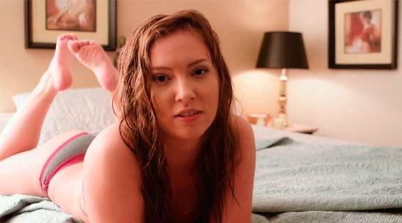 Maddy O'reilly awakens sexually