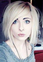 cute short emo hairstyles