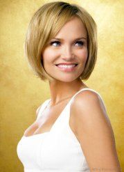 appealing short side swept haircuts