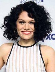 brilliant short curly bob hairstyles