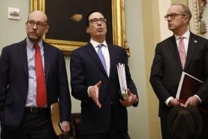 Trump Administration Seeks 850 Billion In Stimulus