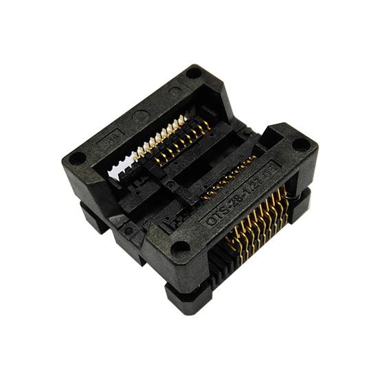 AllSOCKETCOMSOP18SOIC18SO18 Socket OTS182812704