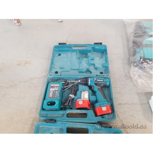 Makita 96 Volt Drill
