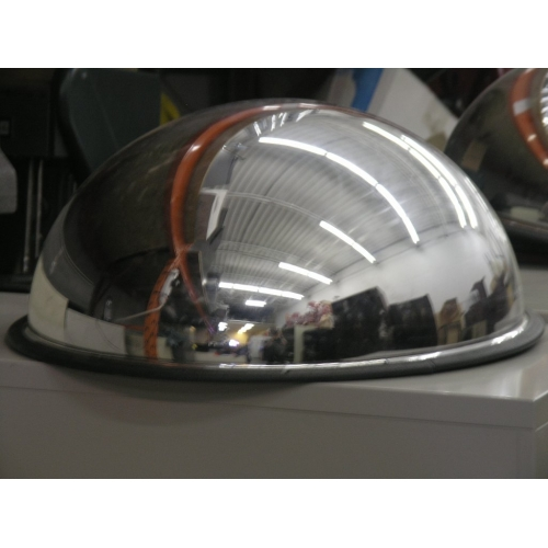 24 360 Degree Acrylic Full Dome Security Mirror  Allsold