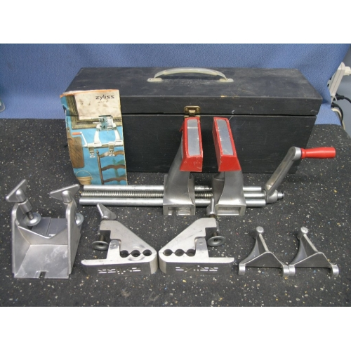 desk chair herman miller flip bed ikea zyliss vise / plane bench clamp gluing press - 4-in-1 tool allsold.ca buy & sell used ...