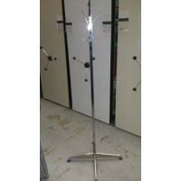 Stainless Steel 8 Hook Coat Rack Tree - Allsold.ca - Buy ...
