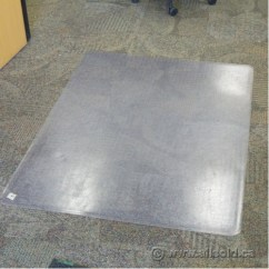 Office Chair Mats For Carpet Pool Deck Lounge Chairs 45 X 60 Rectangular Plastic Mat - Allsold.ca Buy & Sell Used Furniture ...